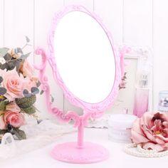 decoração,espelho de maquiagem