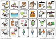 Här hittar ni bildstöd i form av situationskartor med bilder. Learn Swedish, Swedish Language, Adhd And Autism, Kids Learning Activities, Aspergers, Kids Corner, Childhood Education, Pictogram, Special Education