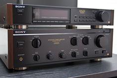 TA-F530ES and TA-S550ES