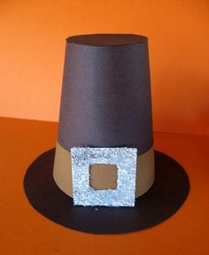 Pilgrim Hats Thanksgiving Craft | Skip To My Lou