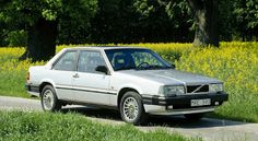 cubiccentimeter: From the Time Line - 1987 Volvo 780