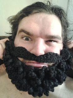 97af8d4fa78  Insert Clever Name Here   Beard for the beanie! Lumberjack Beard