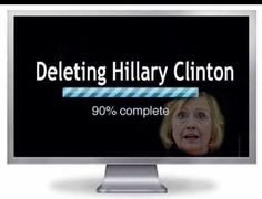 100% now!!! I think TRUMP should help HILLARY and offer her a job! Their is an opening in BENGHAZI for a Diplomat !!! She can take Bill with her!!