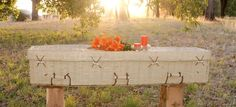 Bamboo Eco Traditional coffin, suitable for sunsets!