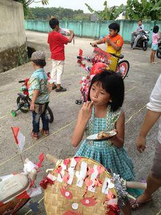 Baju batik anak #batikindonesia
