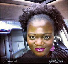 @NattyCoco1 com o Round Lipstick Chloe