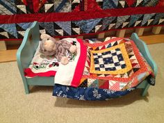 Small Quilts and Doll Quilts