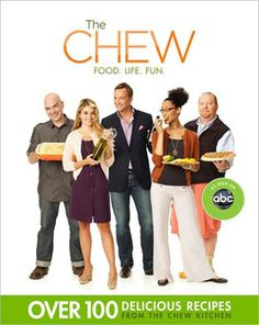The hosts of ABC's hit daytime TV show The Chew bring you their easy, delicious meals, entertaining tips, and money-saving tricks, in this must-have companion cookbook. Every day millions of people tu