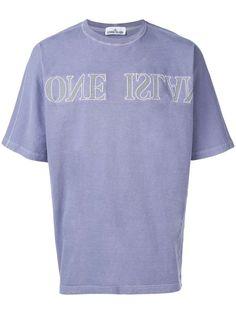 Coton Addict Femme Spray Dye manches courtes Coton T Shirt