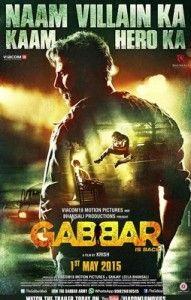 Gabbar is back first look