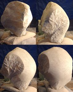 Chipping away at Opus 180.      #artist #stone #sculptor #sculpture #abstract #artist #austin #abstract #artworks