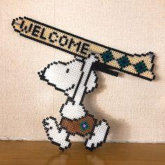 4LDK・家族・Asamiのインテリア実例。 Snoopy, Symbols, Letters, Crafts, Peanuts, Magnets, Yahoo, Google, Icons