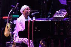 Omar Sosa at BRIC, Brooklyn, piano