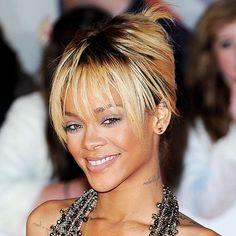 The many looks of Rihanna