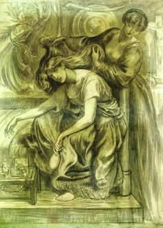 Dante Gabriel Rossetti (1828-1882), Desdemona's Death Song.