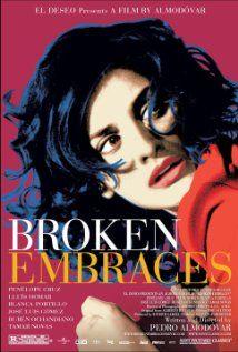 Los abrazos rotos = Broken embraces / HU DVD 7100 /  http://catalog.wrlc.org/cgi-bin/Pwebrecon.cgi?BBID=8044461