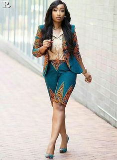 trendy Ankara Styles are the most beautiful pieces of clothing. Ankara Styles is one of the hottest African fashion you need to wear. African Print Clothing, African Print Dresses, African Fashion Dresses, African Attire, African Wear, African Women, African Dress, African Suits, Ankara Fashion
