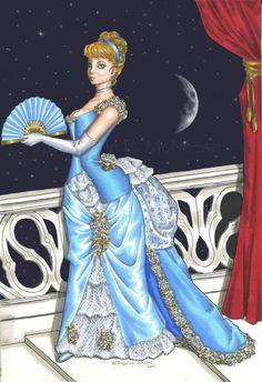 Cinderella by Foxy-Lady-Jacqueline