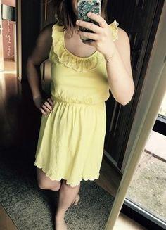 Kup mój przedmiot na #vintedpl http://www.vinted.pl/damska-odziez/krotkie-sukienki/17126417-piekna-sloneczna-sukienka-firmy-topshop