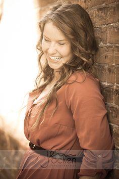 Senior Portrait, Jenn Ocken Photography