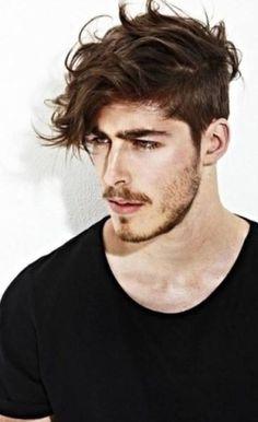 Coupe cheveux court coté long dessus homme - http://lookvisage.ru/coupe-cheveux-court-cot-long-dessus-homme/ #Cheveux #Beauté #tendances #conseils