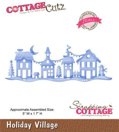 The Scrapping Cottage - Where CottageCutz are Always Blooming - CottageCutz - Aug 2014
