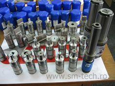 THICK TURRET Tools-   Wilson Tool - Scule pentru masini de stantat cu turela groasa / thick turret - Amada, LVD, Prima-Power, Durma etc