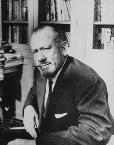 Steinbeck's 'Rudimentary Writing Suggestions for the Beginner': John Steinbeck (1902-1968)
