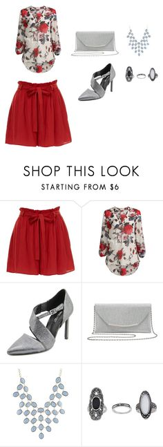 """""""dossie"""" by ateliepatricialima on Polyvore featuring Nine West, M&Co, Charlotte Russe and Topshop"""