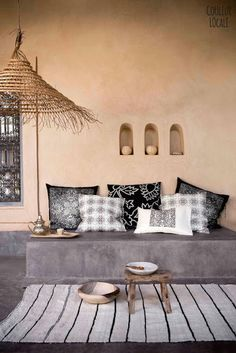 New Moroccan Home Accents