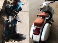Golf Bags, Motorcycle, Vehicles, Sports, Vespas, Hs Sports, Motorcycles, Car, Sport