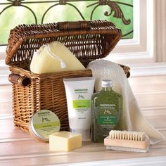 Healing Spa Bath Basket | Overstock.com Shopping - The Best Prices on Bath & Body Gift Baskets