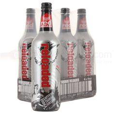 Red Square Reloaded Energy Vodka Premix Drink