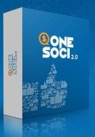 OneSoci 2.0 - Create & Run Your Entire FB Marketing Campaigns  From One Powerful Dashboard