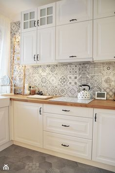 Kitchen Room Design, Kitchen Cabinet Design, Modern Kitchen Design, Home Decor Kitchen, Interior Design Kitchen, Country Kitchen, Kitchen Furniture, New Kitchen, Home Kitchens