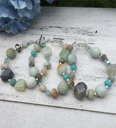 BEACH ROCKS – bellaPerlina Jewelry