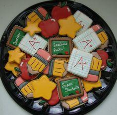 teacher cookies