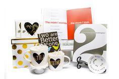 """The Mr. & Mrs."" - Wedding Gift Box"