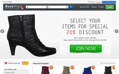 Bootshop - Bootstrap Responsive Shopping Template - Free Website Template by TemplatesCreme