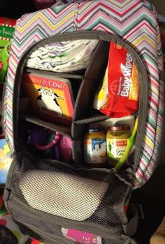 Organizing Pack (Hostess Exclusive) Diaper Bag
