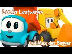 Leo Junior Und Autos Auf Deutsch Zeichentrickfilme Fur Kinder Youtube Zeichentrickfilme Kinder Party Spiele Kinderfilme