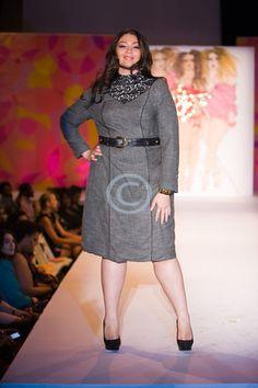 Full Figured Fashion Week™ Indie Designer Spotlight: SK WiLBUR