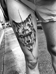 tatouages-en-forme-d-esquisse-par-Inez-Janiak-60 Les tatouages en forme d'esquisse de Inez Janiak