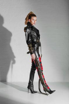 Punk, Collection, Women, Fashion, Moda, Fashion Styles, Punk Rock, Fashion Illustrations, Woman