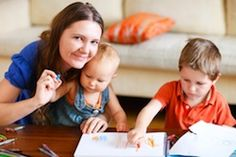 Having your nanny bring her child to work with her can be a positive arrangement for both you and your nanny. However, if the ground rules aren't established up front, there are many issues that can derail the arrangement and hurt the employment relationship.
