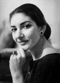 Maria Callas (December 2, 1923 – September 16, 1977) - http://en.wikipedia.org/wiki/Maria_Callas -- (the photo via Anne-Marie Stubberup http://www.pinterest.com/pin/453034043736962275/ )