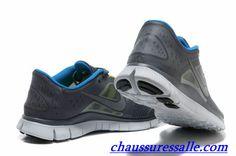 best service 3fcf3 0ad1e Vendre Pas Cher Chaussures Nike Free Run 3 Homme H0015 En Ligne Dans  Chaussuressalle.com