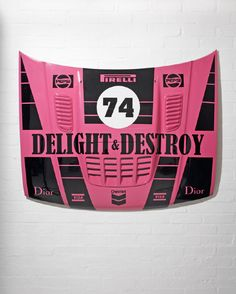 "Death Spray Custom's ""Delight & Destroy"" series is incredible. Love this stuff."