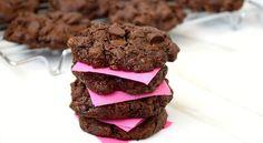 Flourless Chocolate Chip Pecan Cookies [Vegan]