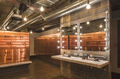 1Rebel: Stylish conversion of a luxury boutique gym, London - Adelto
